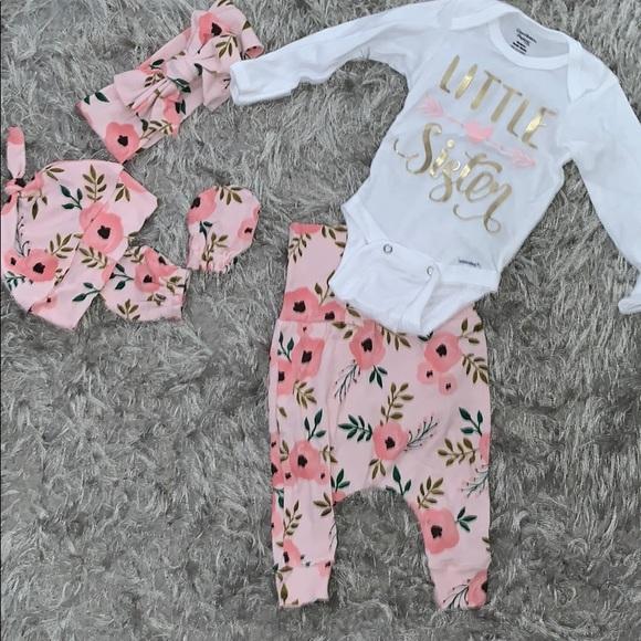 de541e917b6 Newborn baby coming home outfit